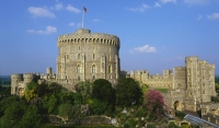 A dinner at Windsor Castle